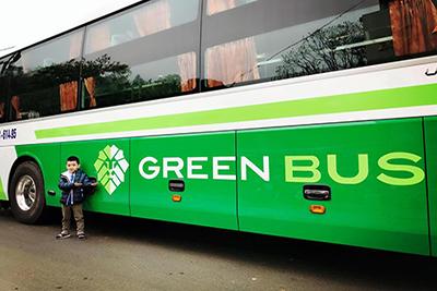 xe-green-bus
